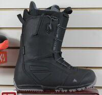 Burton Ruler Speed Zone Snowboard Boots Mens 9 Black New 2020 Speed Lacing
