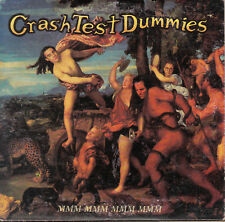 CRASH TEST DUMMIES Mmm Mmm Mmm Mmm CD Single Card Sleeve