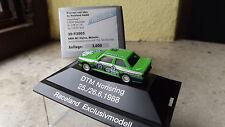 BMW Alpina Michelin M3 Norisring 1988 DTM limitiert #23
