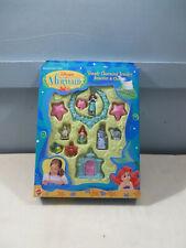 Mattel Disney The Little Mermaid Simply Charming Jewelry Bracelet & Charms