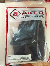 Aker C989 Tac Fully Adjustable MK9 Mace & Stinger Drop Leg Combination Holster