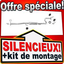 Silencieux Intermédiaire HONDA CIVIC V 1.3 1.5 16V Hayon 1993-1996 RTC