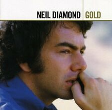 Neil Diamond GOLD Best Of 41 Essential Songs GREATEST HITS New Sealed 2 CD