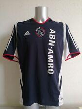 Vintage Ajax 2005 2006 2007 away shirt adidas soccer jersey size L