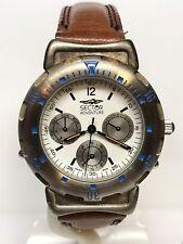 Orologio SECTOR Adventure  Complicato 37mm Blu Vintage Scontatissimo Nuovo