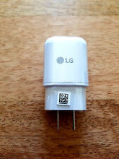 Genuine LG Fast Charge Rapid Wall Travel Adapter G5 G4 OEM MCS-H05WD