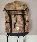 Adidas Originals Street Top Loader Backpack Multicolor Desert Camo $120 Retail