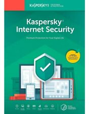 KASPERSKY INTERNET SECURITY  2020 1 PC DEVICE 1 YEAR. GLOBAL KEY.