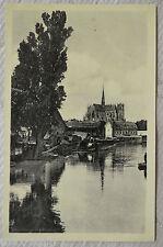 """CPA """" AMIENS - Paysage de la Somme"""