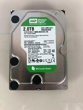 """Western Digital WD20EARX-00PASB0 2TB 7200RPM 3.5"""" Internal Hard Drive HDD"""