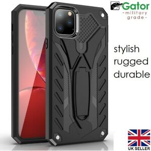 GATOR-TECH Heavy Duty Phone Cover Protective Armour Builders for iPhone 12 Case