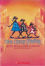 One Crazy Summer by Rita Williams-Garcia (2012, paperback) **BRAND NEW**