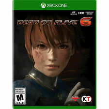 Dead Or Alive 6 Microsoft Xbox One Video Game New Sealed