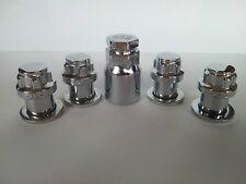 "Ford Lock Nut Set 1/2"" UNF .Centerline Alloy Wheels Washers & Key"