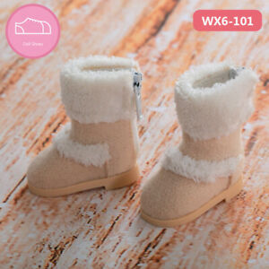 New Yellow Shoes Boots For 1/6 BJD Doll SD Doll