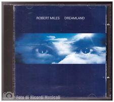 ROBERT MILES DREAMLAND **OTTIME CONDIZIONI** Made In Italy TIMBRO SIAE