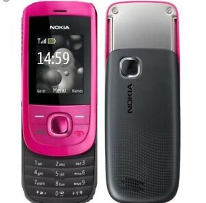 Nokia Slide purple Dummy Mobile Cell Phone Display Toy Fake Replica