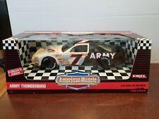 1991 Alan Kulwicki #7 ARMY Thunderbird 1:18 American Muscle DieCast MIB