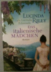 Lucinda Riley - Das italienische Mädchen - Klappenbroschur