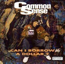 Can I Borrow a Dollar? by Common/Common Sense (CD, Oct-1992, Relativity (Label))