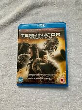 Terminator Salvation Directors Cut Blu Ray Dvd Pre Owned