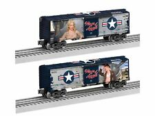 1938260 O Scale Lionel Wings of Angels-Caitlin USA Boxcar