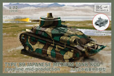 IBG 72038 TYPE89 Japanese Medium tank KOU-gasoline Mid-production