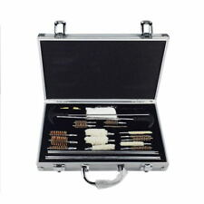 28Pcs/Set Universal Brass Gun Rifle Shotgun Pistol Firearm Cleaning Kit