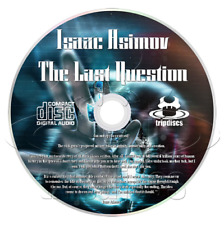 Isaac Asimov - The Last Question Audio Book (Standard Audio CD) Sci-Fi Audiobook