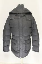 New VINCE CAMUTO Mens Grey Down Puffer Coat Outerwear Size 2xl xxl  $400