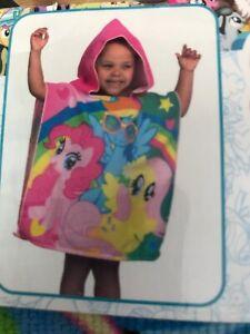 My Little Pony Poncho Towel