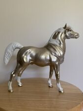 HARTLAND CUSTOM REGAL GOLD CHARM ARABIAN STALLION