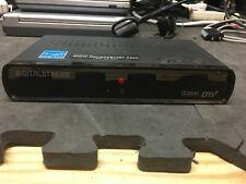 Digital Stream converter box with remote DTX9950. **NO REMOTE**