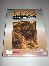 Leros: The Island Prize: The German Assault 12-17 November 1943 (New)