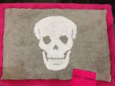 "Betsey Johnson Bath Rug 17"" x 24"" 100% Cotton New With Tags"