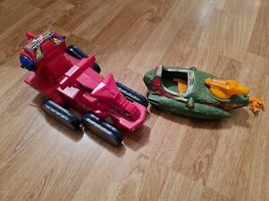 Attak Trak Attack Track Mattel & windraider Masters of the Universe MOTU spares