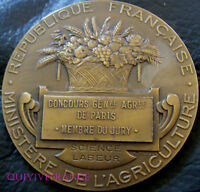 MED3455 - MEDAILLE MEMBRE DU JURY CONCOURS GENERAL AGRICOLE PARIS - FRENCH MEDAL