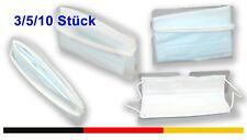Aufbewahrung Schutz Maske Hülle Etui Transport Box Tasche Mundschutz Faltbar