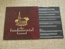 The fundamental Hymnal-LP-Butthole Surfers Naked Prey ecc. Slavati/lavato