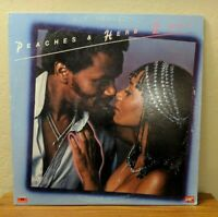 2 Hot! by Peaches & Herb (LP, 1978, Polydor)