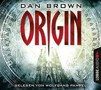 DAN BROWN - ORIGIN  6 CD NEW