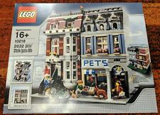 Lego 10218 Pet Shop Edificio Modular-Nuevo Sellado