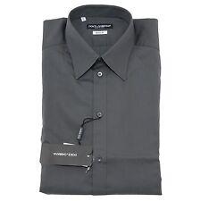 2529L camicia uomo DOLCE&GABBANA D&G gold manica lunga shirts men