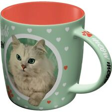Kaffeetasse Cat Lover Retro Kaffeepott