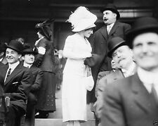 Crowd at Polo Grounds raising money for survivors of RMS Titanic -New 8x10 Photo