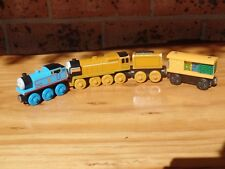 Thomas The Tank Engine Wooden Railway MURDOCH TENDER BOX CAR Thomas & Friends