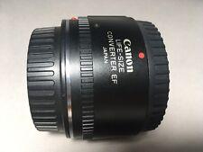 Canon EF Life-Size Converter Lens