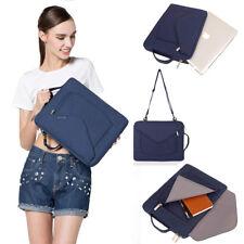 Mosiso Nylon Envelope Laptop Shoulder Bag for Macbook Pro 13''  Mac Air 13 Blue