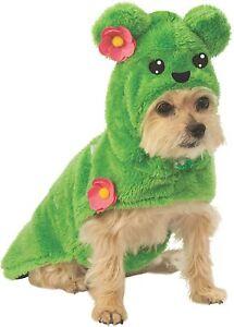 Cactus Wild West Fiesta Funny Fancy Dress Up Halloween Pet Dog Cat Costume