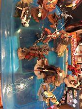 Star Wars Unleashed Figure Lot Ig-88 Count Dooku Ventress Bossk Emporer Obi Wan